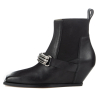 Rick Owens buckle boots - 579AW19/20