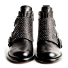 ZADIG VOLTAIRE flap studs ankle boots - 615AW19/20