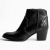 ZADIG VOLTAIRE MOLLY STUDS ANKLE BOOTS - 622AW19/20