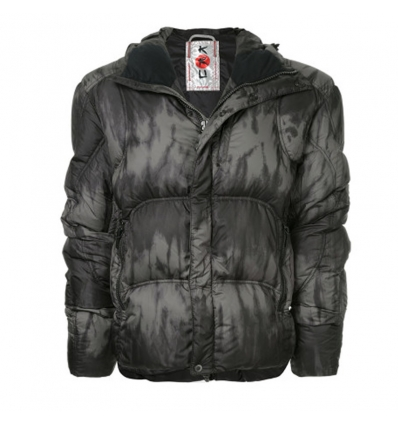 KRU St Moritz Hooded Padded Jacket