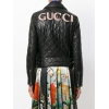 Gucci quilted leather biker  - 147SS18