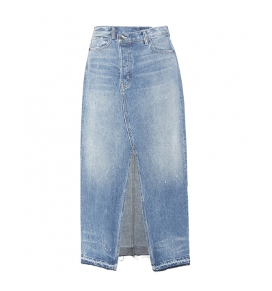 Helmut Lang denim skirt