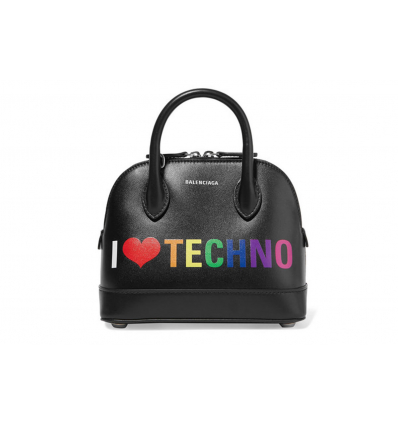 Balenciaga I Love Techno bag -  294SS19