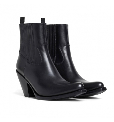 CELINE BERLIN BOOT IN CALFSKIN - 466SS19