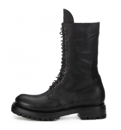 Rick Owens Larry army boots - 580AW19/20