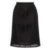 FENDI mesh pencil skirt - 644AW19/20