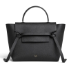 CELINE BELT BAG IN GRAINED CALFSKIN BLACK - 756AW19/20