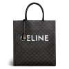 CELINE CABAS VERTICAL IN TRIOMPHE CANVAS - 761AW19/20