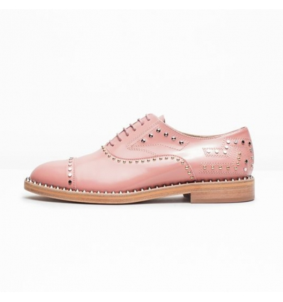 Zadig et Voltaire studded Derby shoes