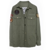 Zadig et Voltaire Tackl Army Overshirt - 97SS17