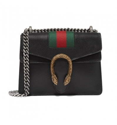 Gucci Dionysus leather shoulder bag  - 3AW1718
