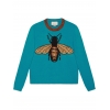 Gucci Bee wool knit sweater - 130SS18