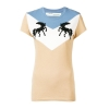 Off-White Twisting Horses T-shirt - 192W1819