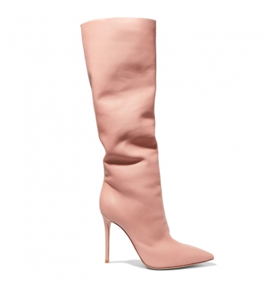 Gianvito Rossi leather knee boots  - 198W1819
