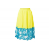 MSGM high rise A-line skirt - 333SS19