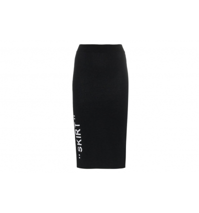 Off White pencil knit skirt - 359SS19