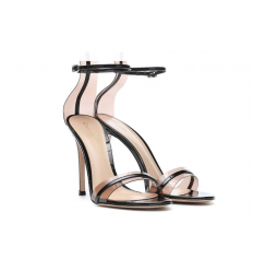 b5e7c543f461 Gianvito Rossi G-String 105 patent leather sandals - 384SS19