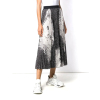 MSGM printed pleated skirt - 510AW19/20