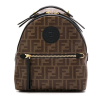 FENDI STAMP-MOTIF MINI BACKPACK - 647AW19/20