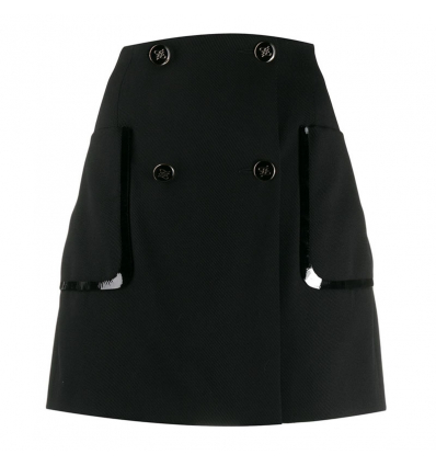 FENDI wrap mini skirt - 648AW19/20