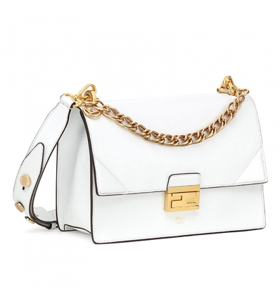 FENDI White leather bag - 771AW19/20