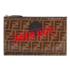 FENDI BROWN CLUTCH - 842ASS20
