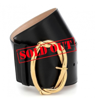 ALEXANDER MCQUEEN LEATHER BELT - 1048ASS20