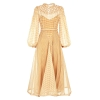 FENDI FDA827A5YB VICHY ORGANZA DRESS - 1283ASS20