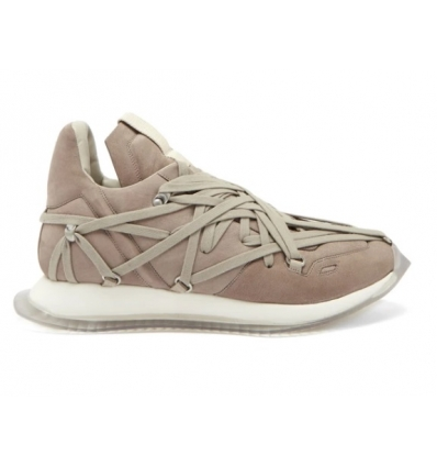 RICK OWENS RP20F2801LSD MAXIMAL MEGALACED RUNNER  - 1423AW2021