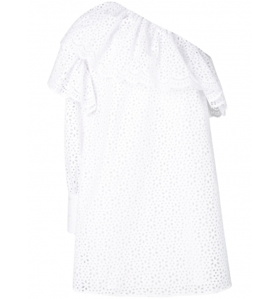 MSGM broderie anglaise dress - 62SS18