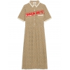CELINE 2R06A763L.04VC SHIRT DRESS IN CREPE CHINE - 2283SS2021