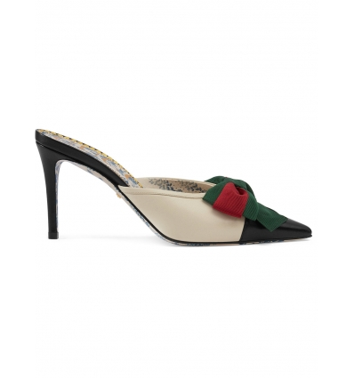 Gucci Leather mid-heel - 140SS18