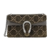 Gucci Dionysus GG Small velvet shoulder bag - 175SS18