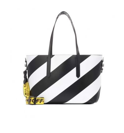 Off-White Diag leather tote - 186W1819