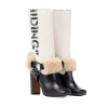 Off-White Riding leather boots - 191W1819