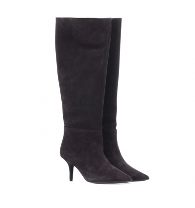 YEEZY Suede knee-high boots - 239W1819