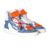 Off White blue off - court 3.0 sneacers - 248W1819