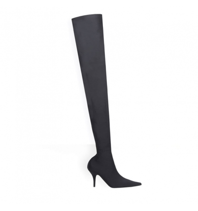 Balenciaga knife over the knee boots - 266W1819