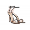 Gianvito Rossi G-String 105 patent leather sandals - 384SS19