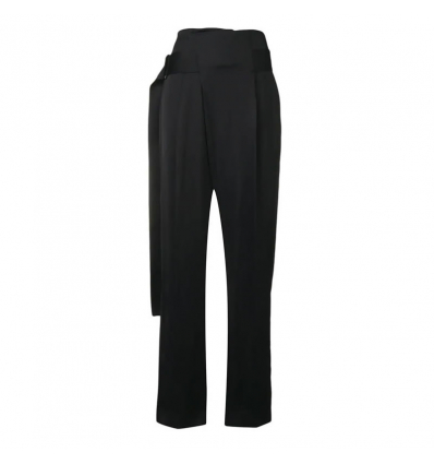 VICTORIA BECKHAM flowing straight trousers - 447SS37
