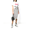 MSGM button-up pencil skirt - 500AW19/20