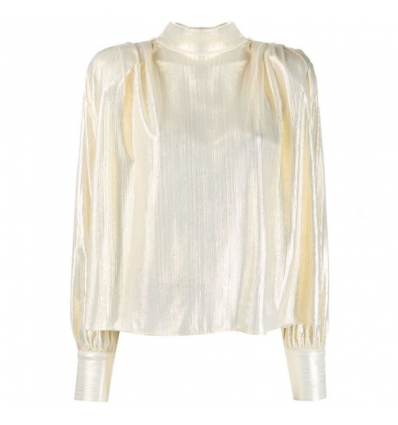 MSGM high-neck blouse - 504AW19/20