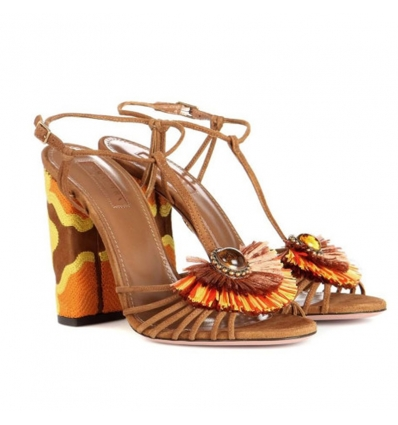 Aquazzura Samba Sandals - 62SS17